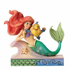 Disney Traditions 4054274Fun and Friends (Ariel with Flounder) New & Boxed