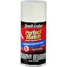 Duplicolor BGM0138 Perfect Match Touch-Up Paint Dover Arctic White