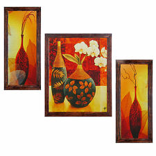 Ray Decors Framed Reprint modern Wall Art Paintings-SET507