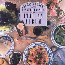 The Italian Album by Giovanni Gabrieli, Antonio Vivaldi, Vincenzo Tommasini, Lu