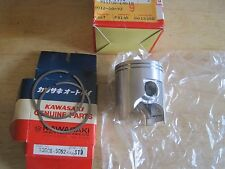 KAWASAKI NOS PISTON & RING STD SIZE KX80 KDX80  13001-1184  13008-5052