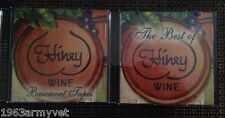 Two Hiney Wine CD's   Best of Hiney Wine and The Basement Tapes