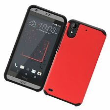 For HTC Desire 626 626S Hybrid ShockProof Slim Protective Rubber Hard Case Cover
