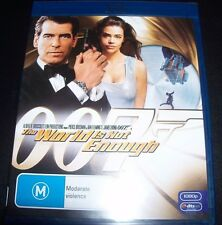 The World Is Not Enough James Bond 007 (Australia Region B) Bluray / Blu-ray NEW