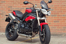 DART MANTA: FLYSCREEN FOR TRIUMPH SPEED TRIPLE 1050 (ANGULAR HEADLIGHTS)