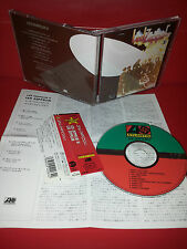 CD LED ZEPPELIN - II - JAPAN - AMCY 4006