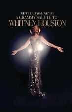 We Will Always Love You - UK Region 2 Compatible DVD Whitney Houston, Louis NEW