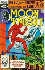Moon Knight # 13 (Bill Sienkiewicz) (guest: Daredevil) (USA, 1981)