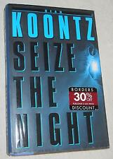 Seize The Night  by Dean Koontz (1998, Hardcover, Standard Size)