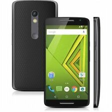 Moto X Play With (Black) 32GB Dual Sim Iphone Killer Used in good condition