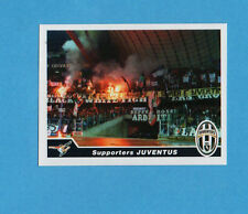 PANINI CALCIATORI 2004-05- Figurina n.170- SUPPORTERS - JUVENTUS -NEW