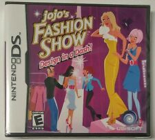 *Nintendo DS JoJo's Fashion Show (Nintendo DS Game, 2009)