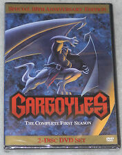Gargoyles (Disney): The Complete First Season 1 One DVD Box Set - NEW & SEALED