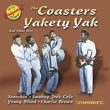 Cassette - Coasters - Yakety Yak & Other Hits