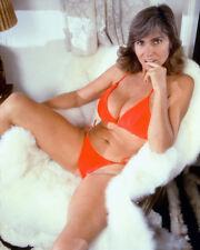 USCHI DIGARD SEXY COLOR 8X10 PHOTOGRAPH