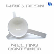8.5oz 250ml Resin & Wax Melting Container Plastic Pan Skillet for Candle Making