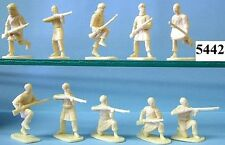 Armies In Plastic 5442 - Egypt & Sudan - Madhists Rifle Figures-Wargaming kit