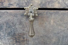 Antique Brass Tear Drop Drawer Pull Knob ~ Home Decor ~ Dresser Cabinet