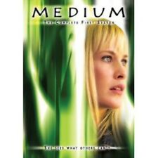 Medium: The Complete First Season [5 Discs] (2006, DVD NEW)5 DISC SET