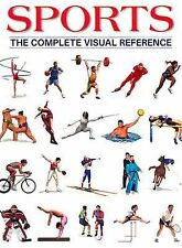 Sports : The Complete Visual Reference (2000, Hardcover) FIRST PRINTING Firefly