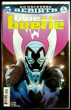 BLUE BEETLE #2 VARIANT (Rebirth 2016 DC Comics) Comic Book NM