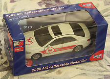 Sydney Swans 2008 AFL Collectable Toyota Camry Model Car New
