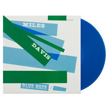 Miles Davis Blue Haze LP Blue Vinyl Newbury Comics EXCLUSIVE