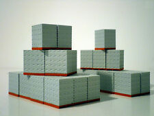 WSI GREY STONES ON PALLET (WSI CARGO)