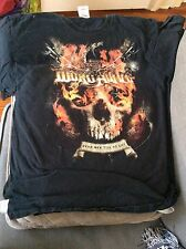 The Word Alive Shirt Large L Warped Tour Ozzfest Mayhem Fest Fearless Records