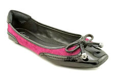New Antigravity By Easy Spirit Emalyn Womens Leather Flats Shoes sz 8.5