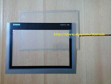 New Siemens SIMATIC HMI  6AV2124-0GC01-0AX0 TP700 touch glass + protective film