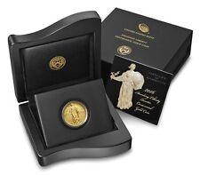 2016-W 1/4 oz, 24K Gold Standing Liberty Quarter Centennial (W/OGP)