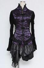 Qutie Frash purple dragon skirt & shirt SET Japanese gothic lolita visual kei
