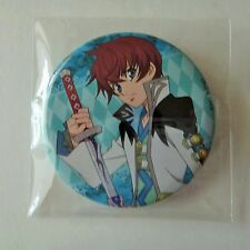 Tales of Graces f  Round Pin Asbel Lhant  New Metal