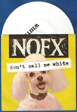 "NoFx ""Don't Call Me White"" 7"" OOP NM Orig Blink 182 AFI MxPx Bad Religion"