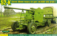 Ace 1/72 (20mm) 52-K 85mm Soviet Heavy AA Gun (Late)