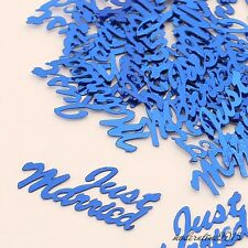 Just married wedding confetti table decoration scatter sprinkles wedding Decor