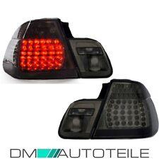 BMW 3er E46 LED Rückleuchten Limousine Smoke 98-01 Facelift Design 4-teilig NEU