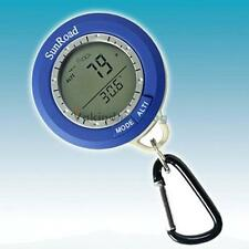 Waterproof 4 in 1 Altimeter Barometer Thermometer Compass SR108 Travel Camping