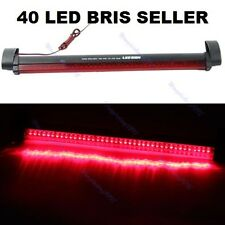 Red 40 LED Vehicle Car High Rear Brake Auto Stop Tail Third Brake Light 12V