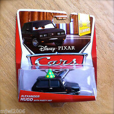 Disney PIXAR Cars ALEXANDER HUGO with PARTY HAT 2014 LEMONS diecast 5/8 Alex mob