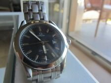 Omega Seamaster 120m Quartz Man Size ref.196.1501 Nice Condition!