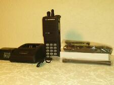 MOTOROLA HT-1000/16 CHANNEL/VHF/DTMF/NEW ANTENNA/NEW BATTERY/CHARGER/PROGRAMMING