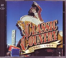 Classic Country TIME LIFE  1960 - 1964   Doppel CD