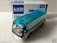 TOMICA HINO S'ELEGA - Silver plating version 1:156 Diecast car TOMY 2005 Limited