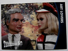 Thunderbirds 50 ANNI-CARD #22 - Gerry Anderson-inarrestabile carte LTD 2015