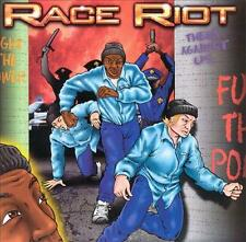 RACE RIOT CD Insane Clown Posse*Twizted*Kottonmouth Kings*Machine Head*Esham*ICP