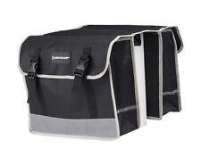 Dunlop Fahrradtasche  Gepäcktasche Tasche Satteltasche Gepäckträger Wasserfest