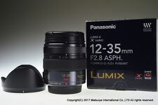 PANASONIC LUMIC G X VARIO 12-35mm f/2.8 POWER O.I.S. ASPHERICAL Excellent+
