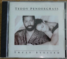 Teddy Pendergrass, Truly Blessed cd album, Elektra Records